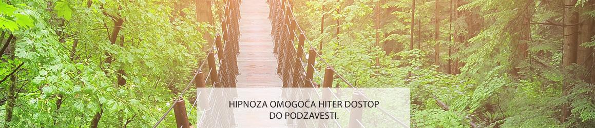 Hipnoza omogoča hiter dostop